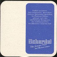 Pivní tácek scherdel-3-zadek