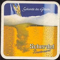 Pivní tácek scherdel-3