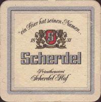 Pivní tácek scherdel-41-small
