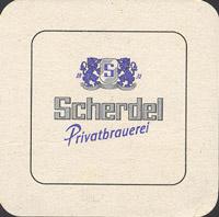 Pivní tácek scherdel-7