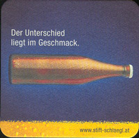 Beer coaster schlagl-3-zadek