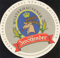 Pivní tácek schloss-konigs-wusterhausen-1