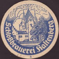 Pivní tácek schlossbrauerei-115