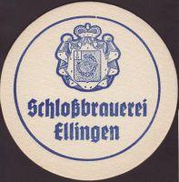 Beer coaster schlossbrauerei-ellingen-furst-von-wrede-2-small