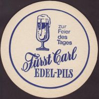 Pivní tácek schlossbrauerei-ellingen-furst-von-wrede-2-zadek-small