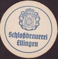 Beer coaster schlossbrauerei-ellingen-furst-von-wrede-3-small