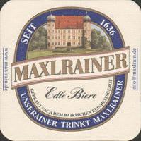 Pivní tácek schlossbrauerei-maxrain-1-small