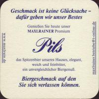 Pivní tácek schlossbrauerei-maxrain-10-zadek-small