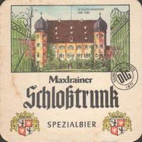 Pivní tácek schlossbrauerei-maxrain-2-small