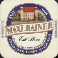 Pivní tácek schlossbrauerei-maxrain-3-small