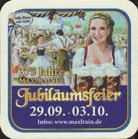 Pivní tácek schlossbrauerei-maxrain-5-zadek-small
