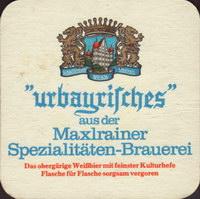 Pivní tácek schlossbrauerei-maxrain-6-zadek-small