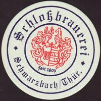 Pivní tácek schlossbrauerei-schwarzbach-1-small