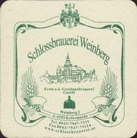Beer coaster schlossbrauerei-weinberg-1-oboje-small