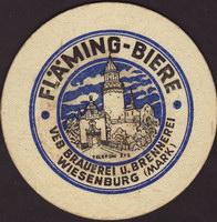 Pivní tácek schlossbrauerei-wiesenburg-2-small