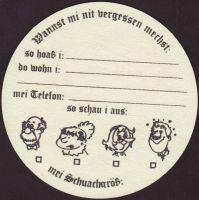 Pivní tácek schmaranz-gut-1-zadek-small