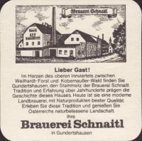Beer coaster schnaitl-20-zadek-small