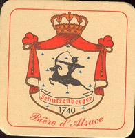 Pivní tácek schutzenberger-1