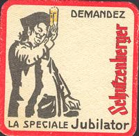 Pivní tácek schutzenberger-2-zadek