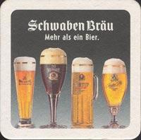 Beer coaster schwaben-brau-1-zadek