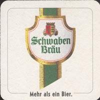 Beer coaster schwaben-brau-1