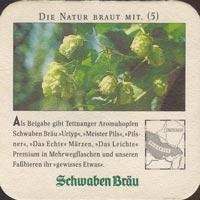 Beer coaster schwaben-brau-2-zadek