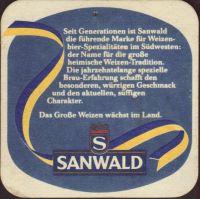 Beer coaster schwaben-brau-30-zadek-small