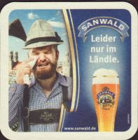 Beer coaster schwaben-brau-33-zadek-small