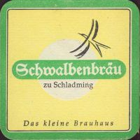 Beer coaster schwalbenbrau-1-oboje-small