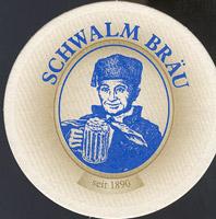 Beer coaster schwalm-brau-1