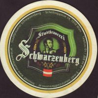 Beer coaster schwarzenberg-2-oboje-small