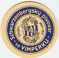Beer coaster schwarzenbergsky-1