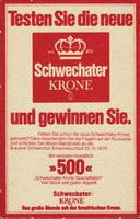 Pivní tácek schwechater-103-small