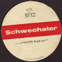 Pivní tácek schwechater-109-small