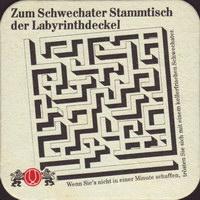 Pivní tácek schwechater-110-zadek-small