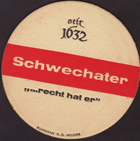 Beer coaster schwechater-112-small
