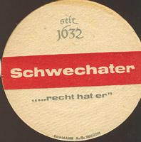 Pivní tácek schwechater-15