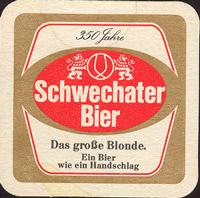 Pivní tácek schwechater-32