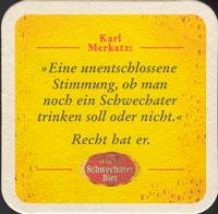 Pivní tácek schwechater-4-zadek