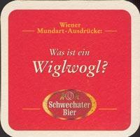 Pivní tácek schwechater-4