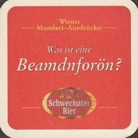 Pivní tácek schwechater-76-small