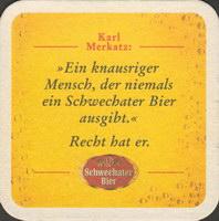 Pivní tácek schwechater-77-zadek-small