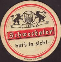 Pivní tácek schwechater-91-small