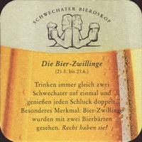 Pivní tácek schwechater-93-zadek-small