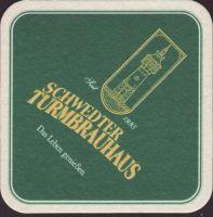 Pivní tácek schwedter-turmbrauhaus-1