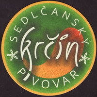 Pivní tácek sedlcansky-pivovar-krcin-1-small