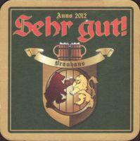 Pivní tácek sehr-gut-1-small