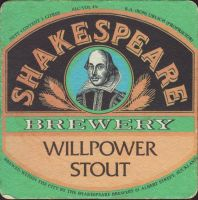 Beer coaster shakespeare-2-small