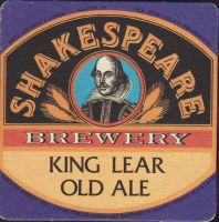 Beer coaster shakespeare-3-small