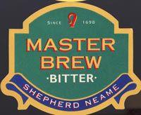 Pivní tácek shepherd-neame-3-oboje